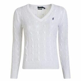 Polo Ralph Lauren Cable Cotton Knit Jumper