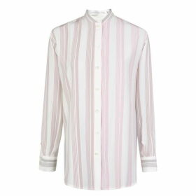 Victoria Beckham Long Sleeved Stripe Shirt