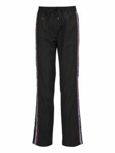 N21 Nº21 Side-stripe Drawstring Trousers