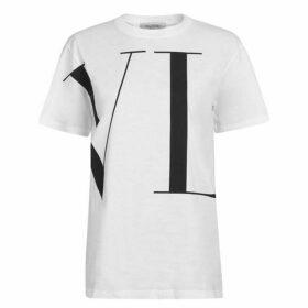Valentino Logo T Shirt