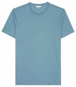 Reiss Bless - Crew Neck T-shirt in Seafoam, Mens, Size XXL