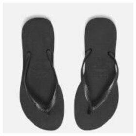 Havaianas Women's Slim Flip Flops - Black - EU 35-36/UK 3-4