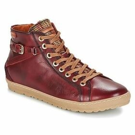Pikolinos  LAGOS 901  women's Shoes (High-top Trainers) in Red