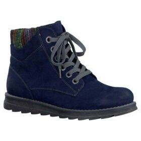 Marco Tozzi  Mojito Womens Casual Boots  women's Mid Boots in Blue