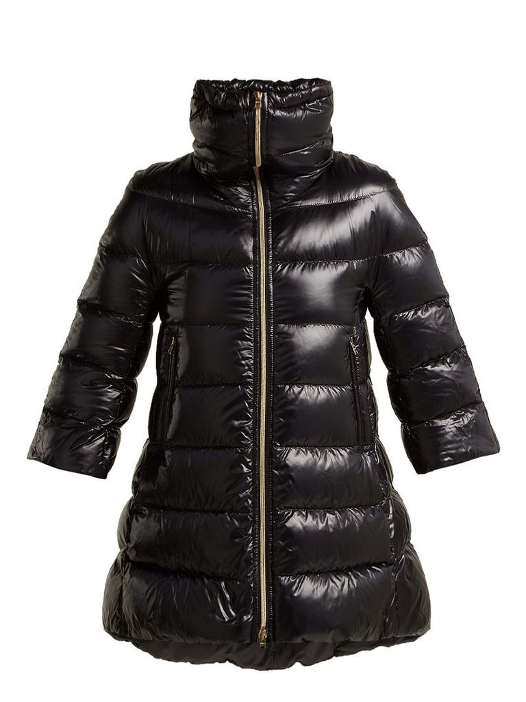 Cleofe quilted down jacket