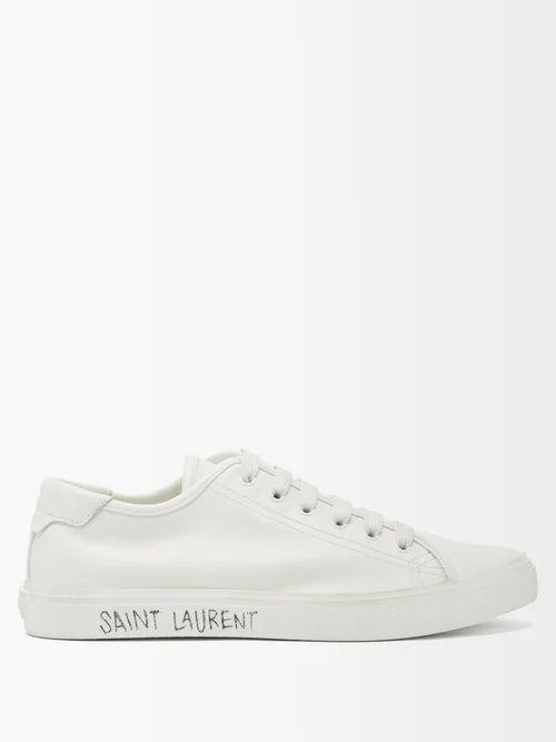 Yves Salomon - Wrap Front Shearling Coat - Womens - Light Brown