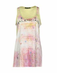 BALENCIAGA TOPWEAR Vests Women on YOOX.COM