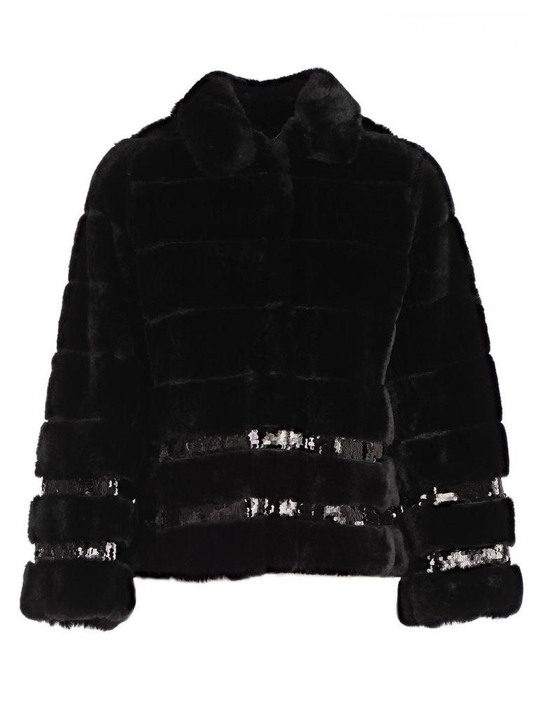 Twin-set Sequin Detailed Jacket
