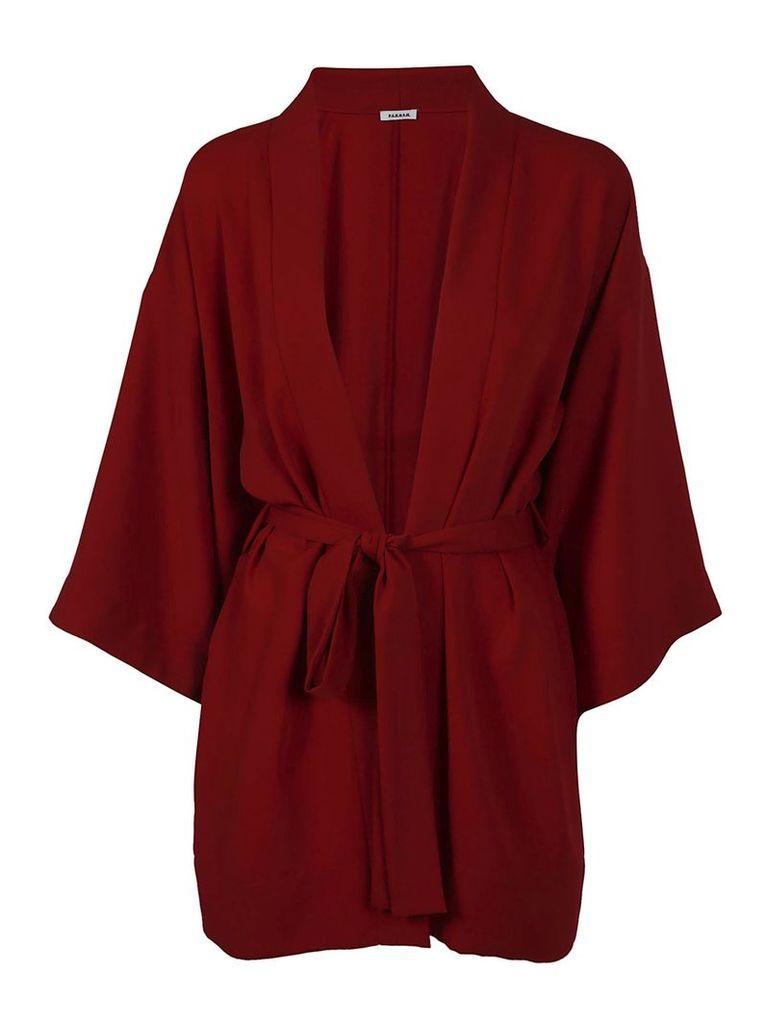 Parosh Robe Jacket