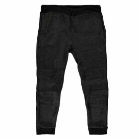 G Star Bronson 3D Pull On Low Tapered Joggers - black