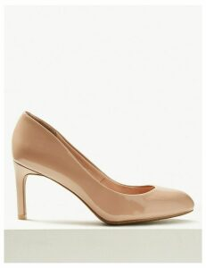 M&S Collection Stiletto Heel Almond Toe Court Shoes