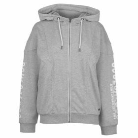 SoulCal Deluxe Oversized Hoodie - Grey