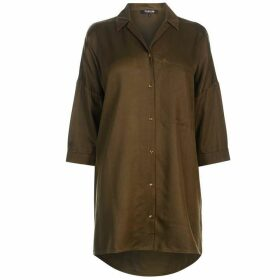 Firetrap Blackseal Utility Blouse - Green