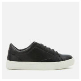 Superdry Women's Brooklyn Lo Trainers - Black - UK 6 - Black