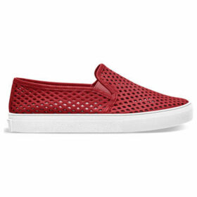 Jibs Life  Slippers  women's Slip-ons (Shoes) in Red