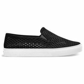 Jibs Life  Slippers  women's Slip-ons (Shoes) in Black