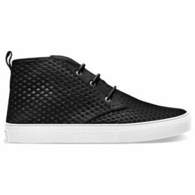 Jibs Life  Slippers  women's Shoes (High-top Trainers) in Black