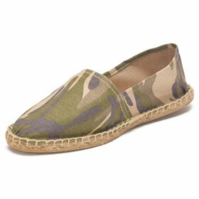 Reservoir Shoes  Printed espadrilles  women's Espadrilles / Casual Shoes in Beige