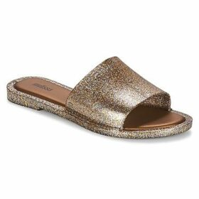 Melissa  SOULD  women's Mules / Casual Shoes in Gold