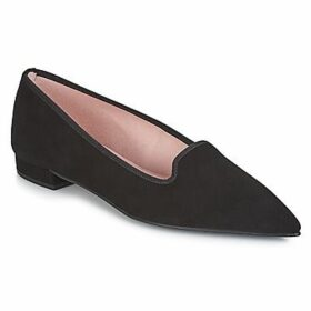 Pretty Ballerinas  CORINAM  women's Loafers / Casual Shoes in Black