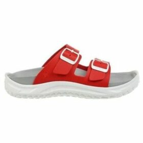Mbt  SANDALS NAKURU W  women's Sandals in Red
