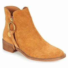 See by Chloé  LISA  women's Mid Boots in Brown