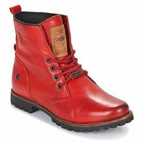 Dockers by Gerli  SEYNA  women's Mid Boots in Red