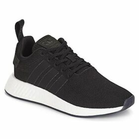 adidas  NMD R2  women's Shoes (Trainers) in Black