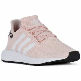 adidas  Swift Run W  women's Shoes (Trainers) in Pink