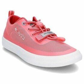 Columbia  Dorado Cvo Pfg  women's Shoes (Trainers) in Pink