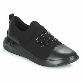 Geox  D THERAGON  women's Shoes (Trainers) in Black