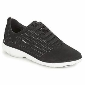 Geox  D NEBULA  women's Shoes (Trainers) in Black