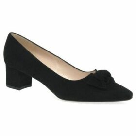 Peter Kaiser  Binella Womens Dress Court Shoes  women's Court Shoes in Black