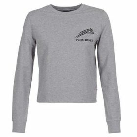 Philipp Plein Sport  ROUND AIR SQUAT  women's Sweatshirt in Grey