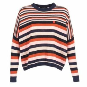 Maison Scotch  GREMAS  women's Sweater in Pink