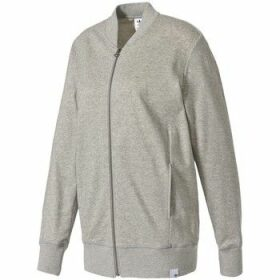 adidas  Xbyo Tracktop  women's Sweatshirt in Grey