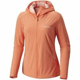Columbia  Heather Canyon Softshell  women's Sweatshirt in Orange