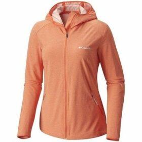 Columbia  Heather Canyon Softshell  women's Sweatshirt in Orange