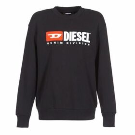 Diesel  CREW DIVISION  women's Sweatshirt in Black