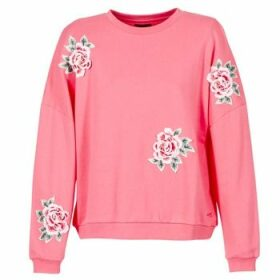 Pepe jeans  ROSE  women's Sweatshirt in Pink