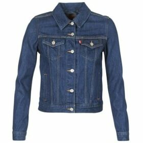 Levis  ORIGINAL TRUCKER  women's Denim jacket in Blue