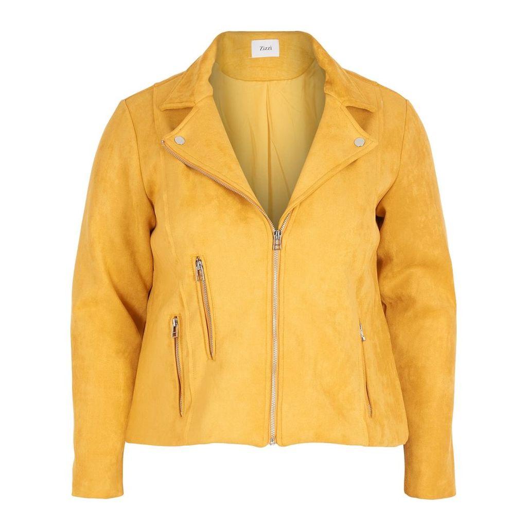 Straight Cut Biker Jacket