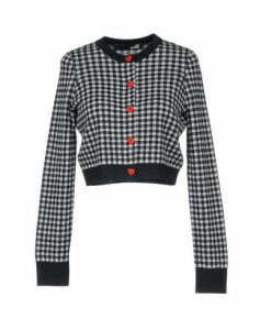 LOVE MOSCHINO KNITWEAR Cardigans Women on YOOX.COM