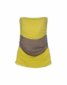 CRISTINAEFFE TOPWEAR Tube tops Women on YOOX.COM