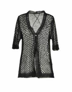 PAOLA PRATA KNITWEAR Cardigans Women on YOOX.COM