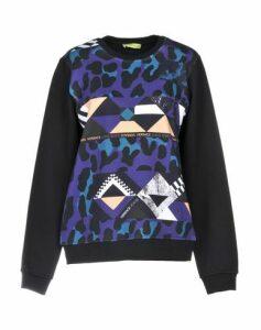 VERSACE JEANS TOPWEAR Sweatshirts Women on YOOX.COM