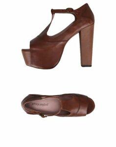 JEFFREY CAMPBELL FOOTWEAR Sandals Women on YOOX.COM