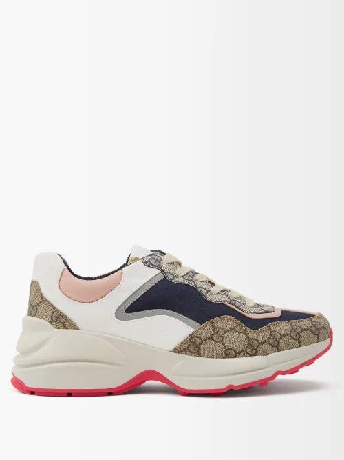 Adidas By Stella Mccartney - Train Padded Jacket - Womens - Navy Multi