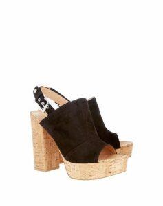 GIANVITO ROSSI FOOTWEAR Sandals Women on YOOX.COM