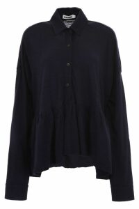 Jil Sander Ruffled Shirt